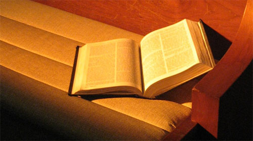 bible-in-a-chair